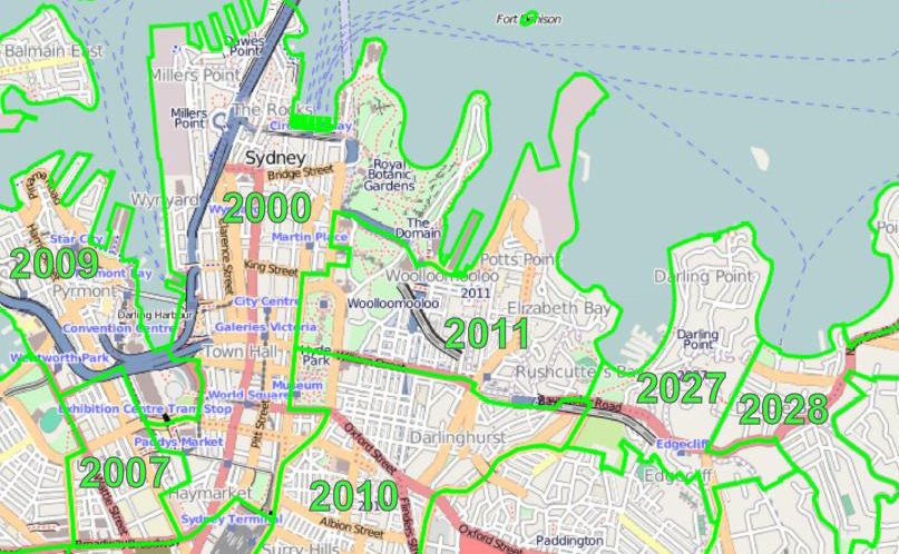 All Things Spatial Large Format Pdf Postcode Maps